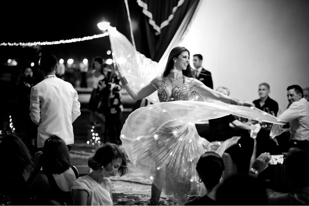 Top 5 Secrets to a Fun UAE Wedding Reception