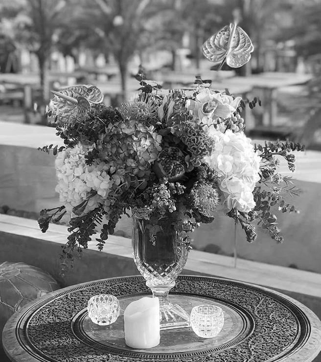 Event Planners UAE   Importance of Flower Decor