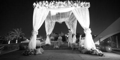 Wedding Stage Decoration Dubai : Flower Design Ideas