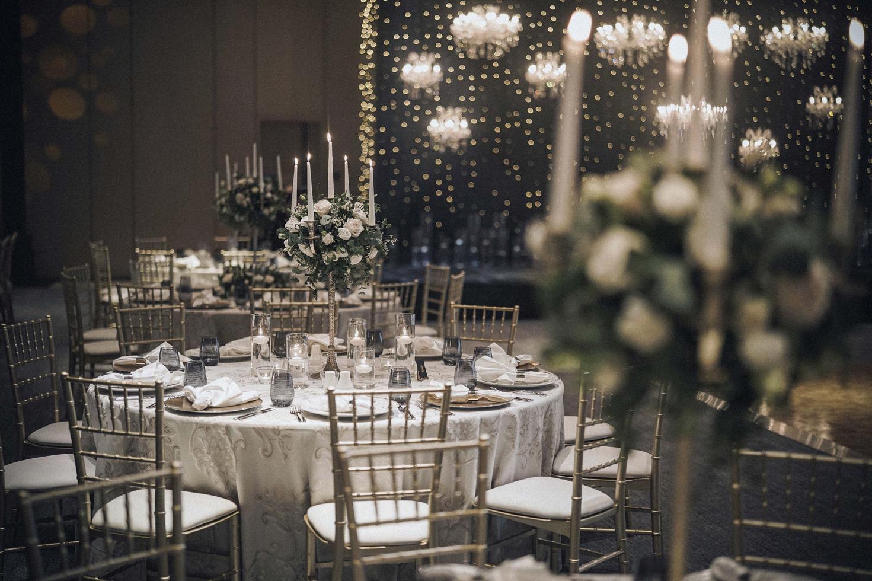 Best Wedding Planners in Abu Dhabi : Reception Ideas