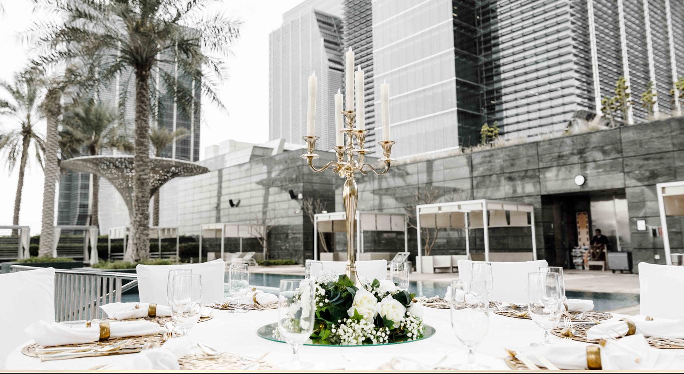New Wedding Normals| Wedding Celebrations Resumes in Dubai|Event planners UAE
