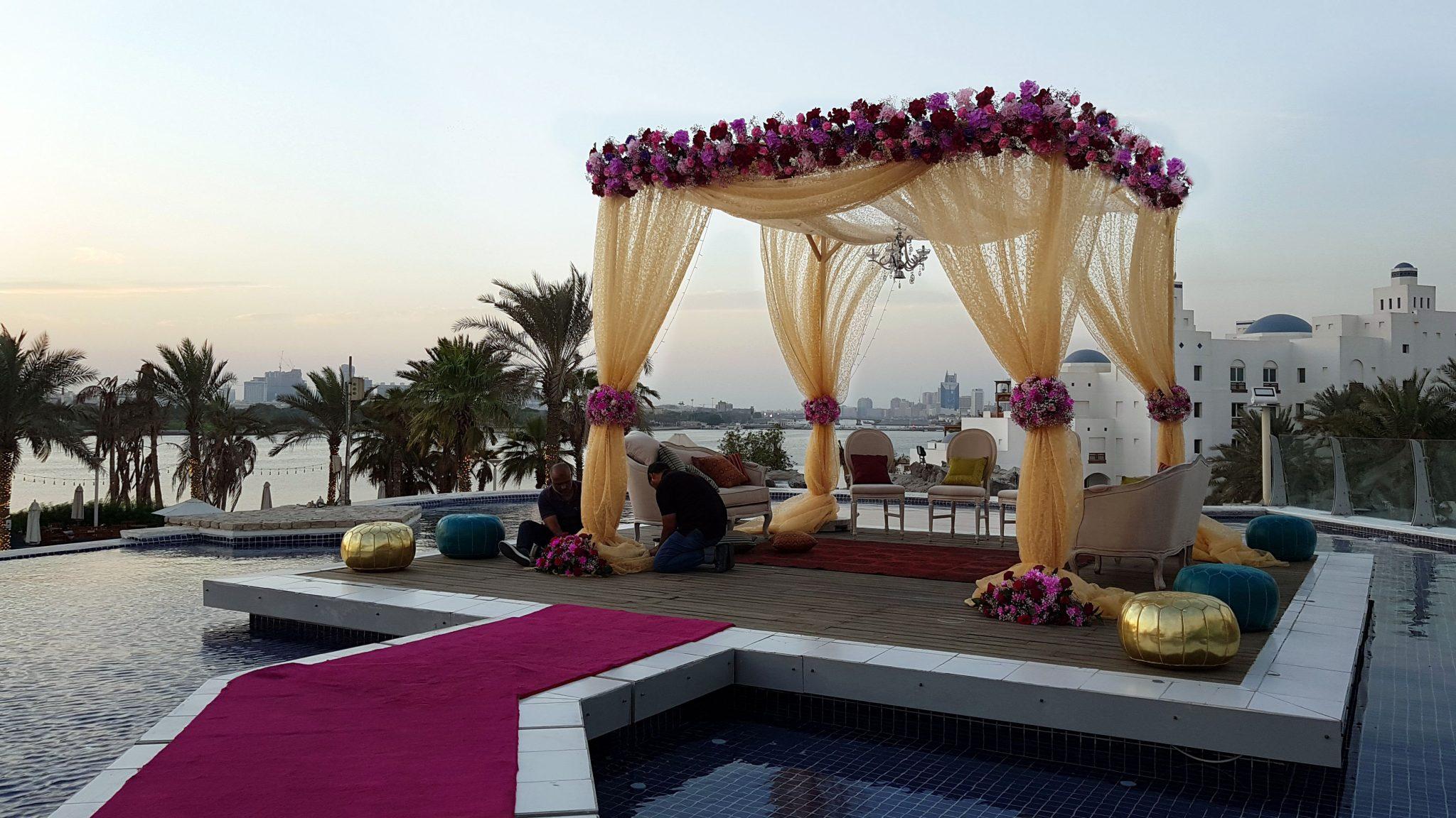 Wedding designers Dubai