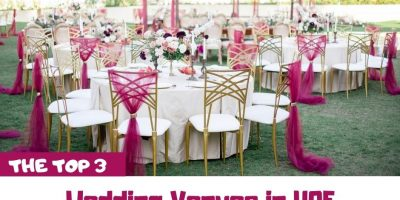 Top 3 Wedding Venues in UAE| Wedding Designers Dubai