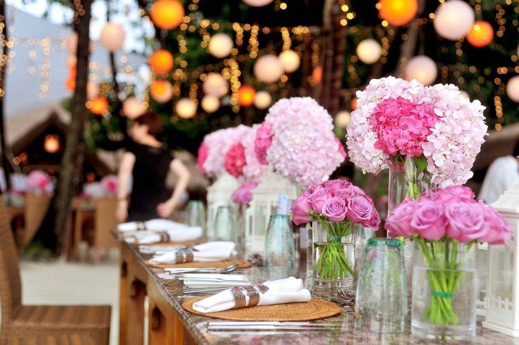 Wedding decorators in Dubai